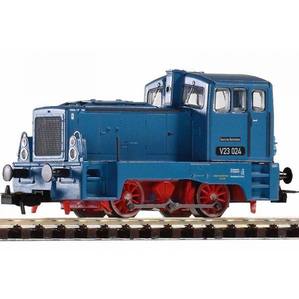 Modelová železnice