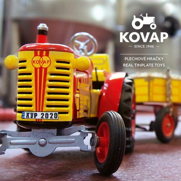 Kovové modely Kovap